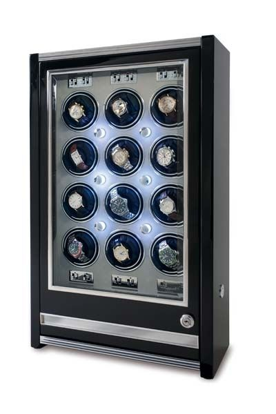 how to use a watch winder