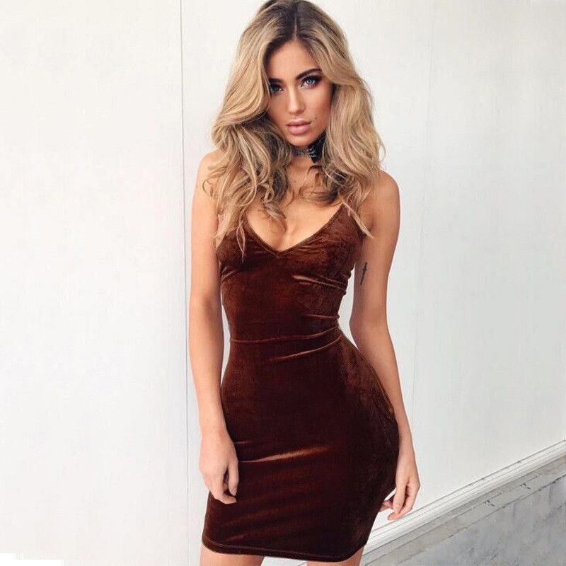 9a86ceeed9 Woman · Spaghetti Strap Lace Up Back Short Bodycon Dress   bodycondresshomecoming