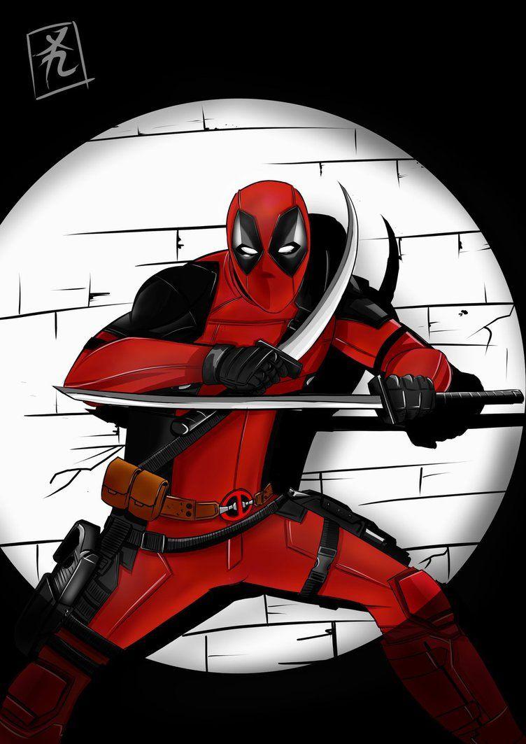 #Deadpool #Fan #Art. (Deadpool) By:XiaoHui0826. (THE * 5 * STÅR * ÅWARD * OF: * AW YEAH, IT'S MAJOR ÅWESOMENESS!!!™) [THANK U 4 PINNING!!!<·><]<©>ÅÅÅ+(OB4E)
