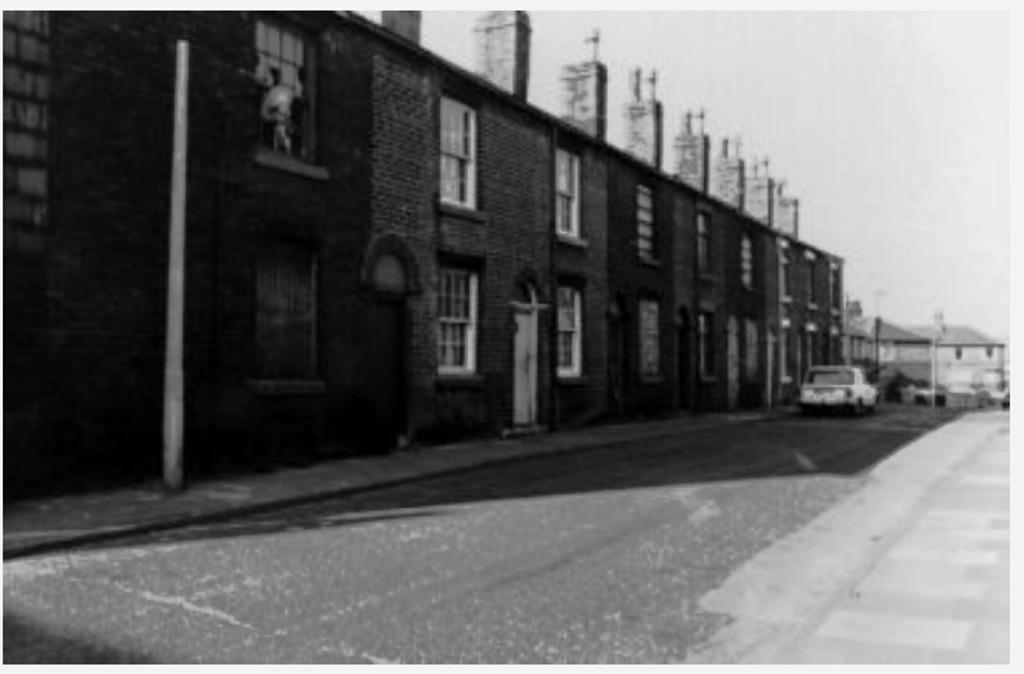 Radcliffe, Hall Street  1976