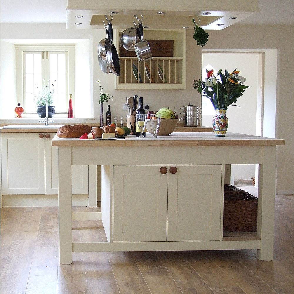 Freestanding Kitchen Island freestanding kitchen island incorporating 2 back-to back 800mm