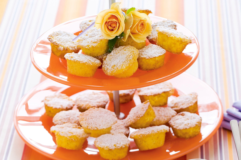 Orange And Almond Baby Cakes Recipe - Taste.com.au