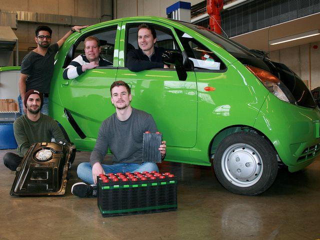 Tata soll als E-Auto groß rauskommen