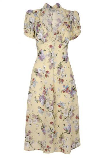 Tara Starlet | Floral Sweetheart Dress