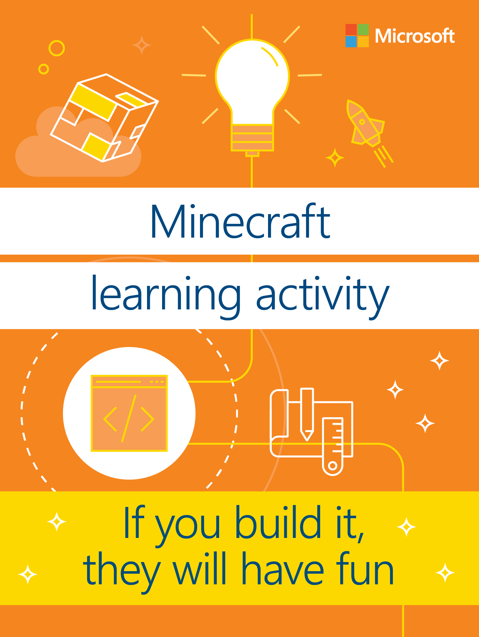 A lesson a day to keep student skills sharp this summer | Minecraft ...