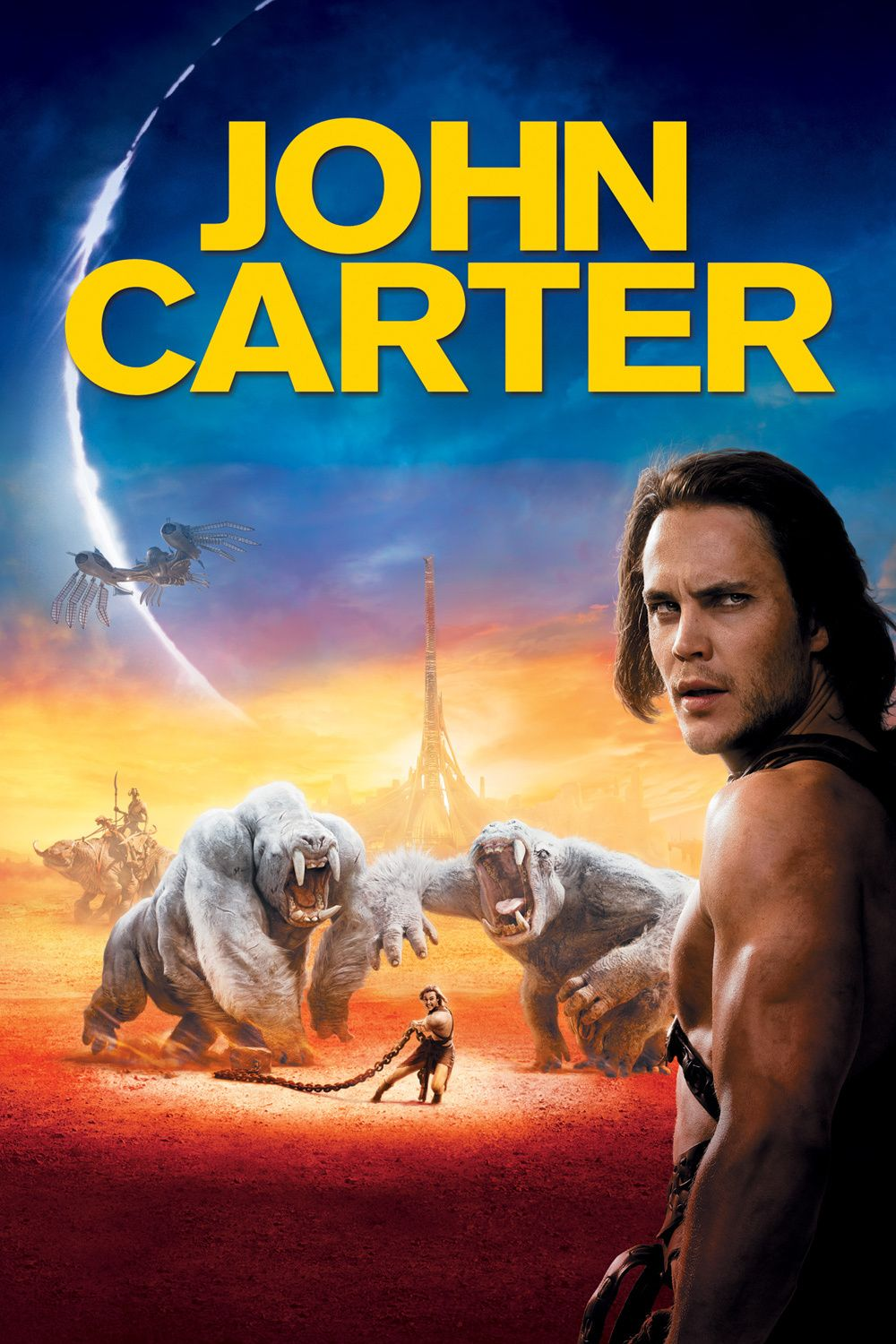 John Carter (2012) BRRip 420p 300MB Dual Audio | Free Hd ...