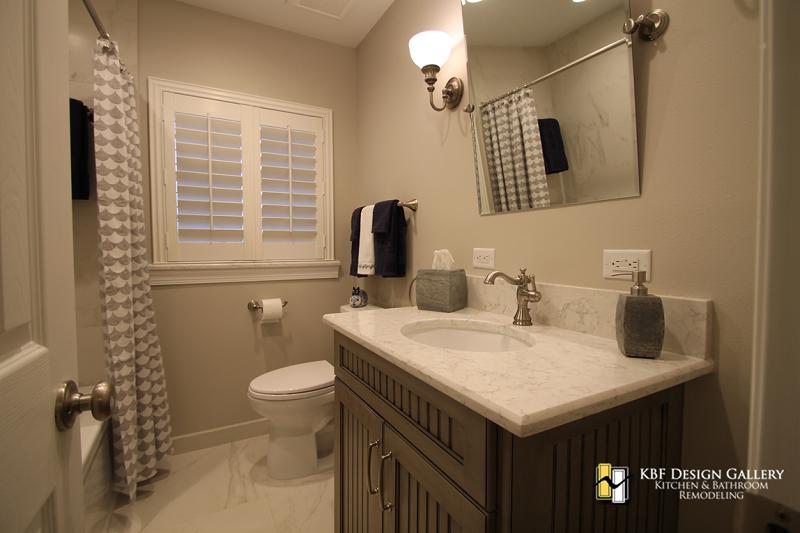 Custom Orlando Bathroom Remodeling Company | Small hallway ...