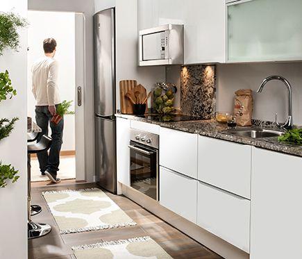 Leroy Merlin Cocinas Cocinas Pequeñas Muebles De Cocina
