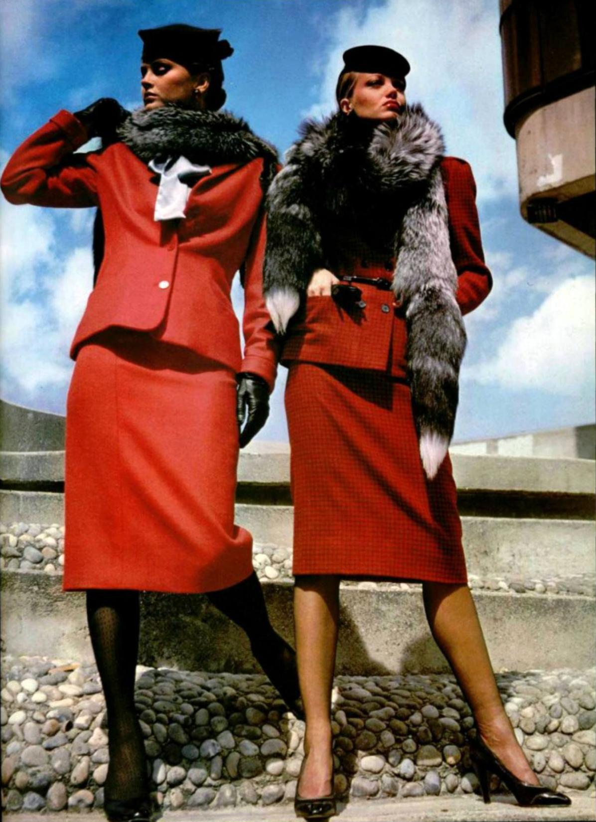 Guy Laroche L'Officiel magazine 1979