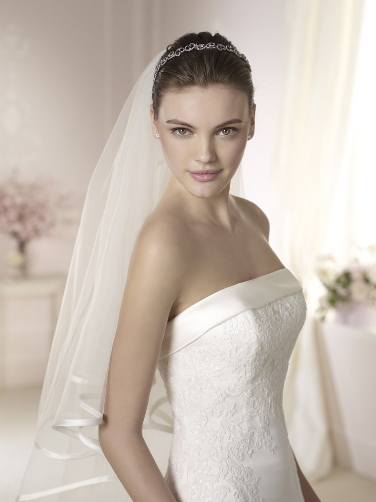 Style * DEANIRA * » Wedding Dresses » White One 2015 Collection » by ...