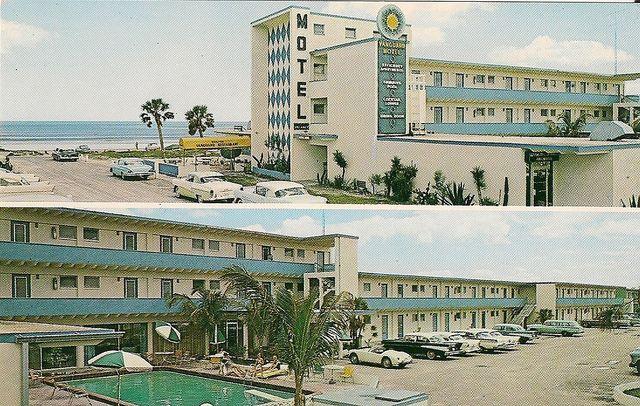 Vanguard Motel Cocoa Beach Florida Cocoa Beach Florida East Coast