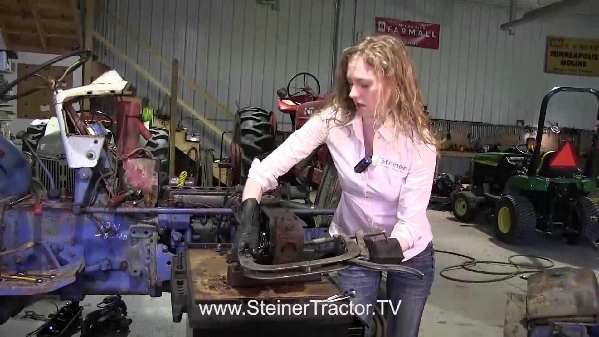 Lawn tractor head gasket repair update youtube - Ford Tractor Head Gasket Replacement And Valve Job