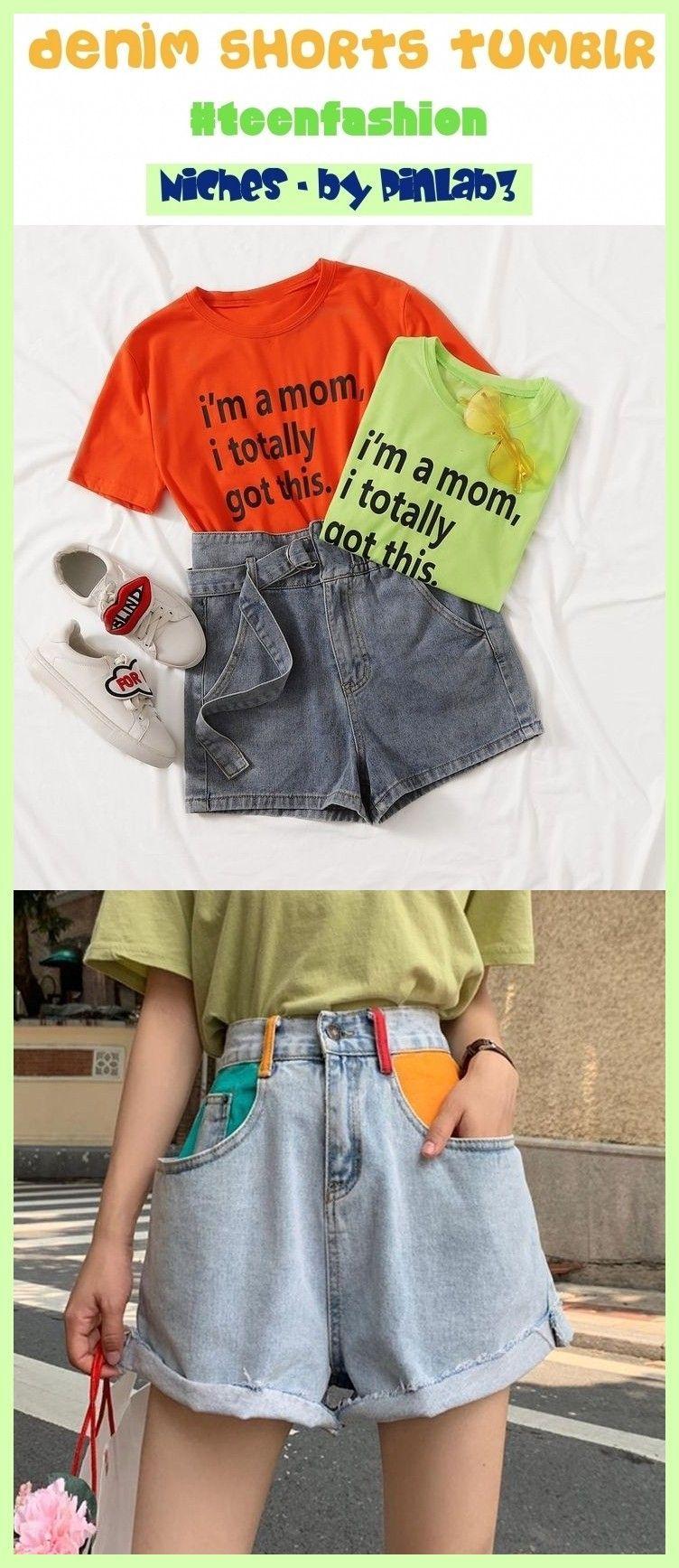 Denim Shorts Tumblr Denim Shorts Tumblr Jeansshorts Tumblr Jeansshorts Tumblr Short En In 2020 Vintage Denim Shorts Denim Shorts Women High Waisted Shorts Denim