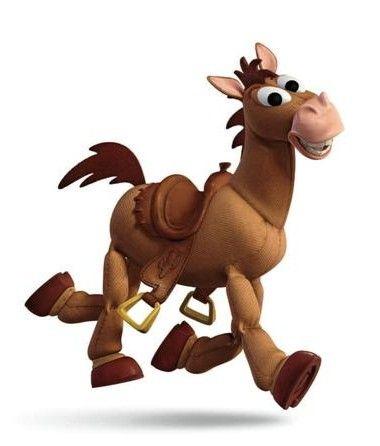 Bullseye Toy Story Jessie De Toy Story Toy Story Personajes Tiro Al Blanco