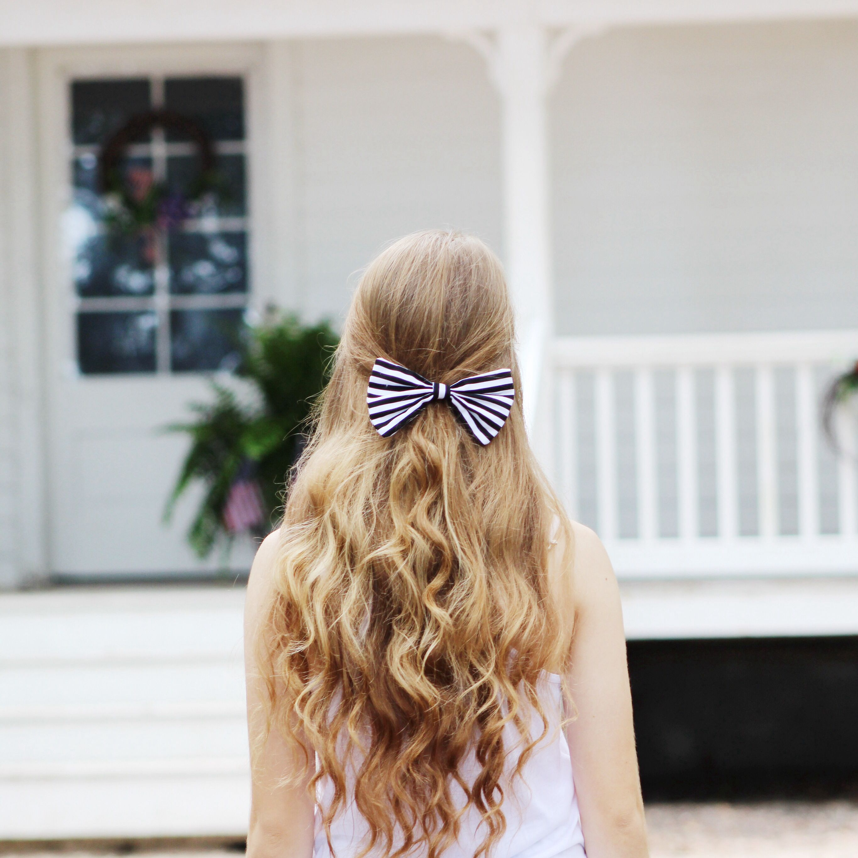 Bow and hair fashion pinterest