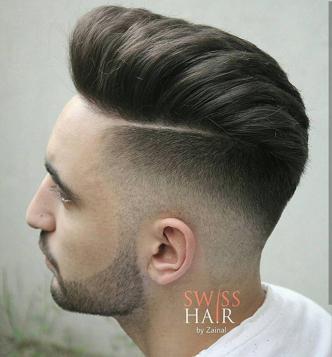 Pompadour Undercuts hairstyles guys | Hair styles, Gents hair style, Men  haircut styles