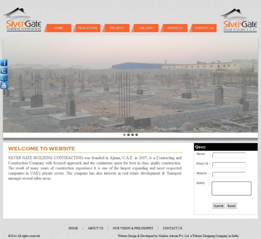 Silver Gate Real Estate Company 35 10 Sheikh Rashid Bin Saeed Al Maktoum Street G Floor Rashideya 1 Ajman Www Haiuae Com Uae R Real Estate Companies