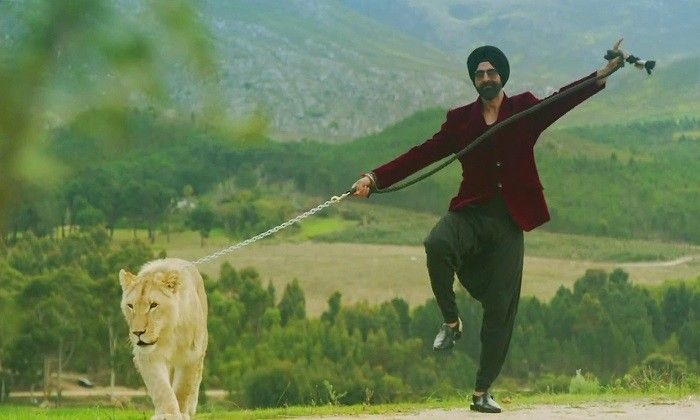 Image result for Akshay kumar in jungle