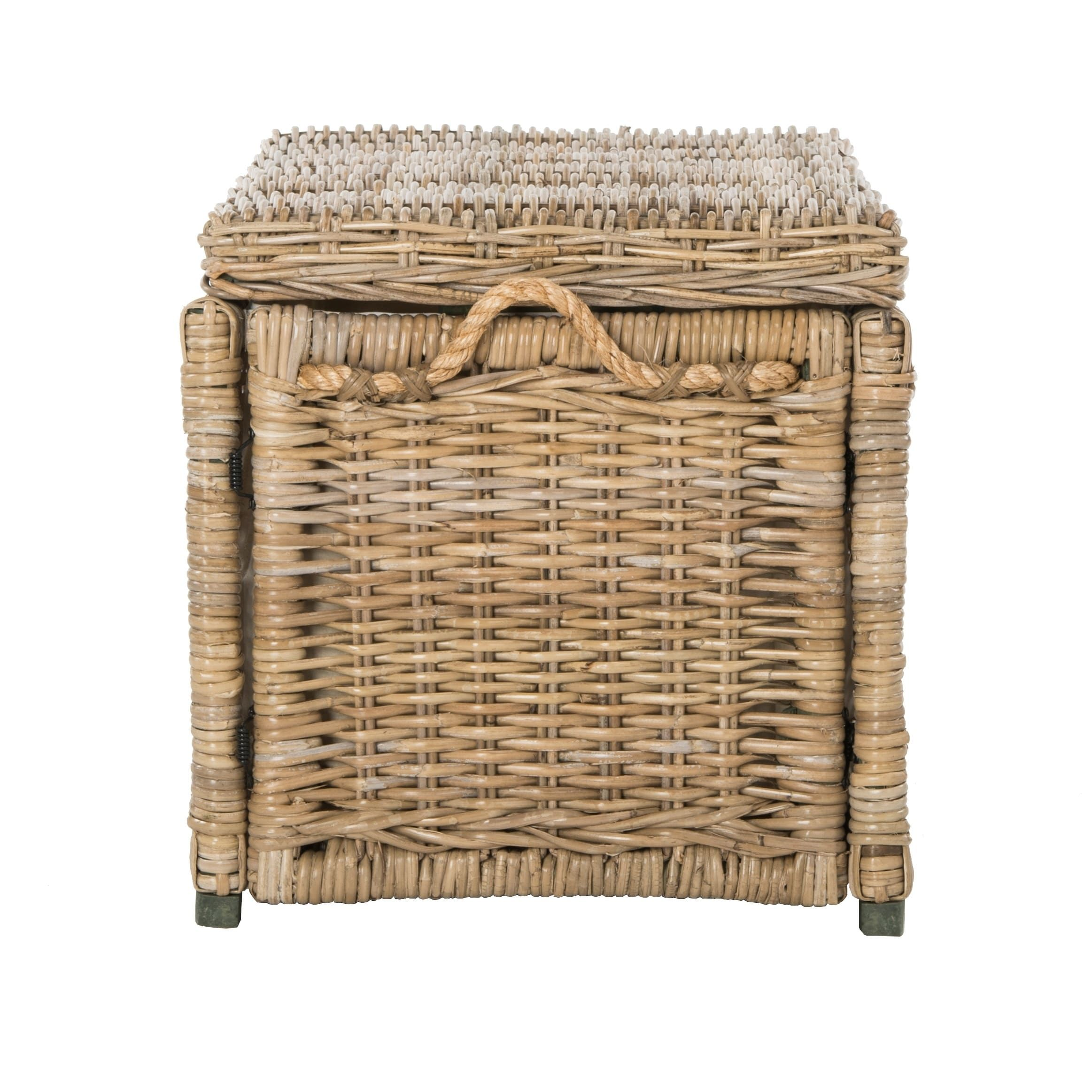 Happimess Jacob 30 Wicker Storage Trunk