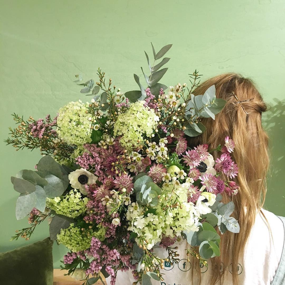 Nos fleuristes ont du talent - Bouquet de fleurs Truffaut ...