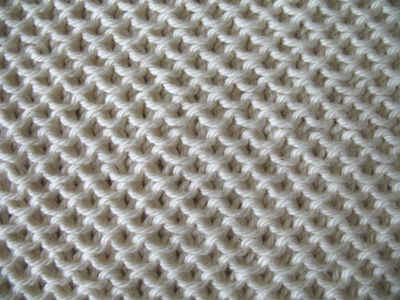 Slip Stitch Honeycomb