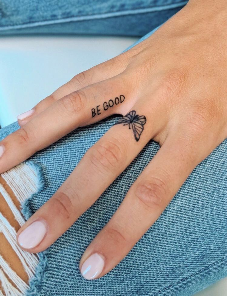 Pin By On Tattoo Inspo With Images Cute Finger Tattoos Dainty Tattoos Tattoos