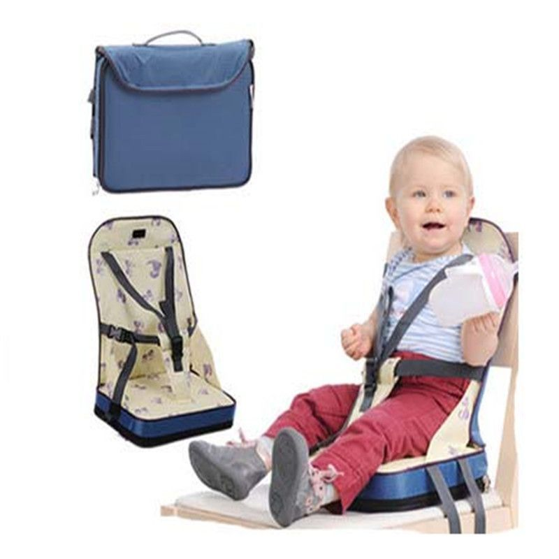 Baby Safety Waterproof Soft Dinner Chair Oxford Cotton Chair