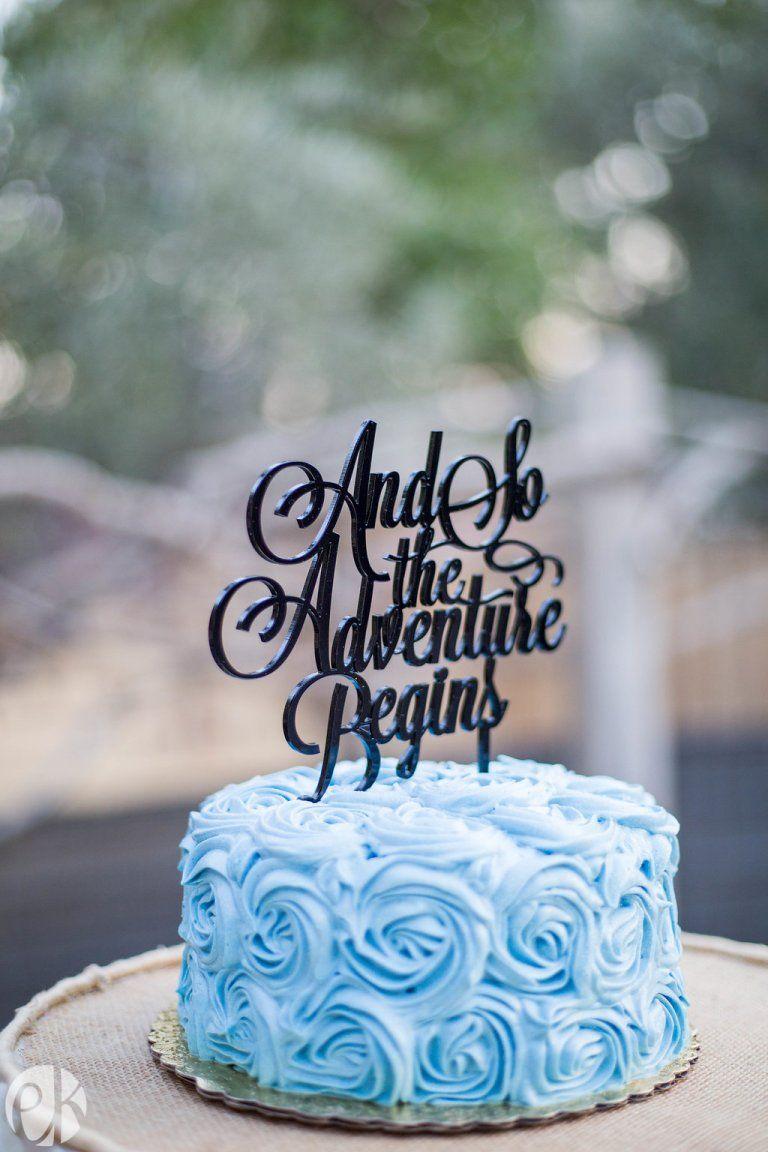 Blue jay and burlap adventure themed wedding in las vegas