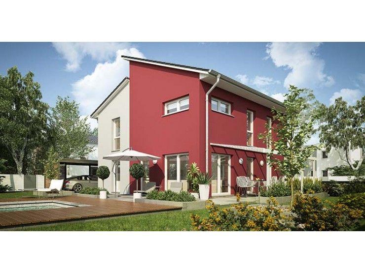 Massivhaus Modern modena 3 einfamilienhaus helma eigenheimbau ag hausxxl
