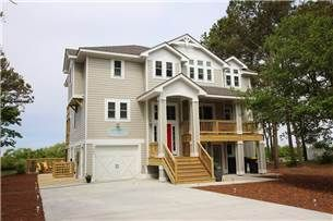 Sand and Pearl Outer Banks Rentals | Corolla Light - Soundfront OBX Vacation Rentals