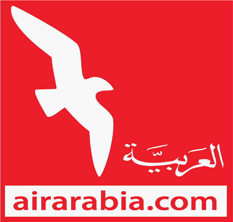 Air arabia logo airlines logo pinterest logos sharjah and united arab emirates - Air arabia sharjah office ...