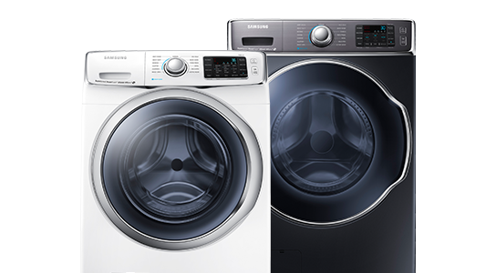 Washing Machines Front Load Noise Reducing Self Clean Samsung