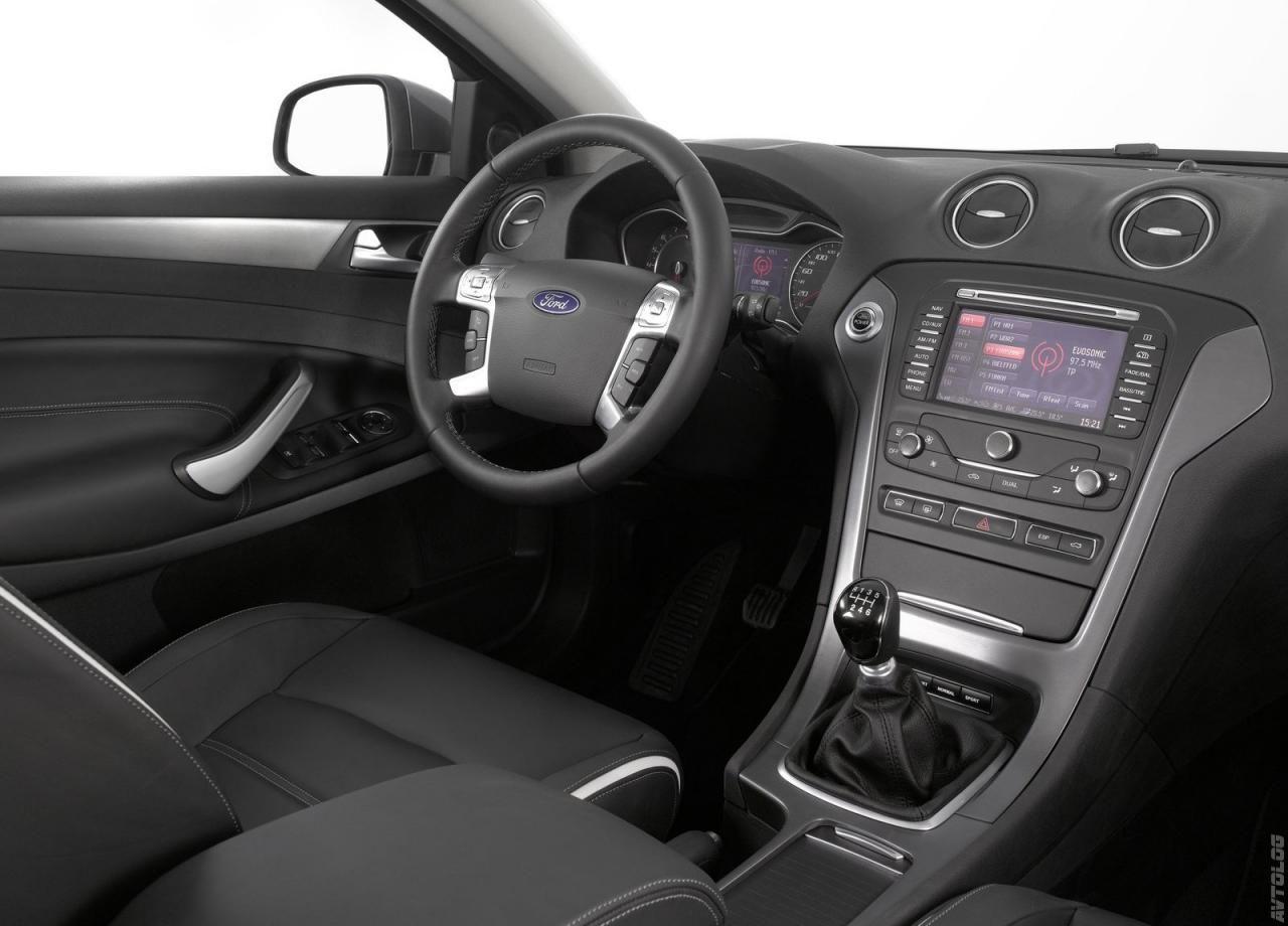 2011 ford mondeo wagon