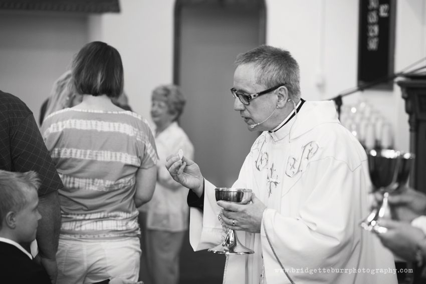 First Holy Communion | Steubenville Ohio Photograher | www.bridgetteburrphotography.com