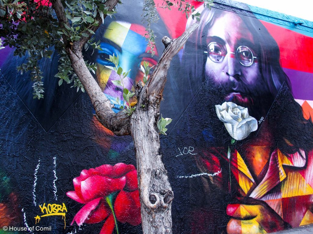 Miami City Guide: Art walks in Miami - Wynwood Art district ...