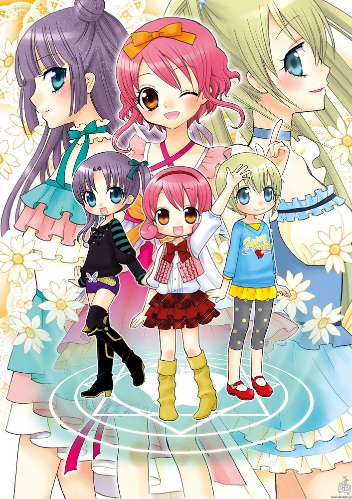 Hime Chen! Otogi Chikku Idol Lilpri /// Genres Magic
