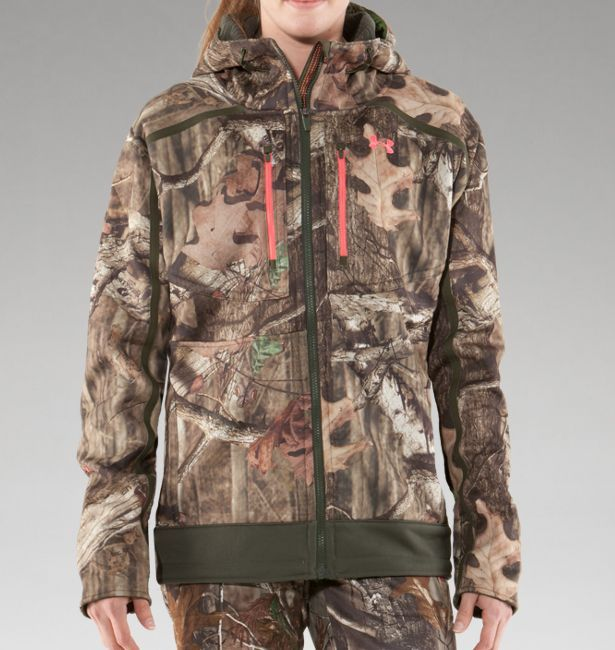 womens under armour ridge reaper jacket