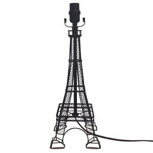 Better Homes And Gardens Eiffel Tower Lamp Base Black Walmart Com Eiffel Tower Lamp Eiffel Tower Lamp Bases