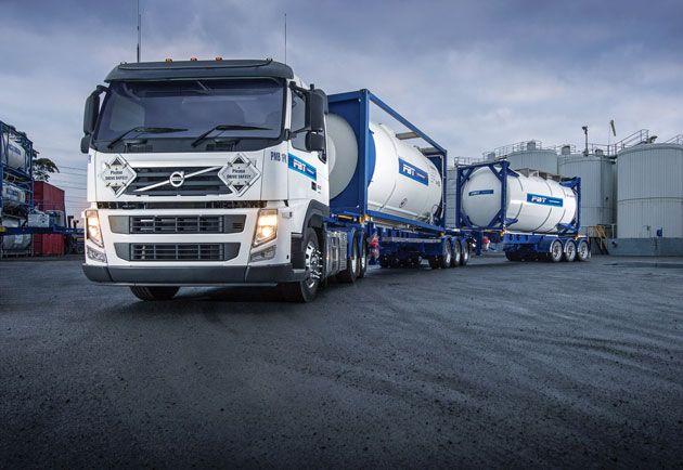 Volvo Trucks In North America Demonstrate Electric Heavy Duty Trucks