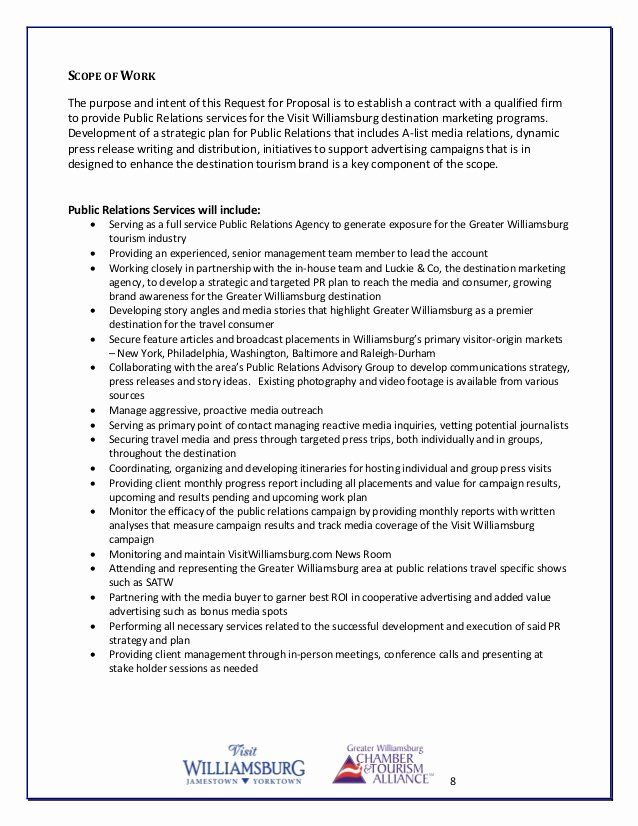 25 Public Relations Proposal Example In 2020 Public Relations