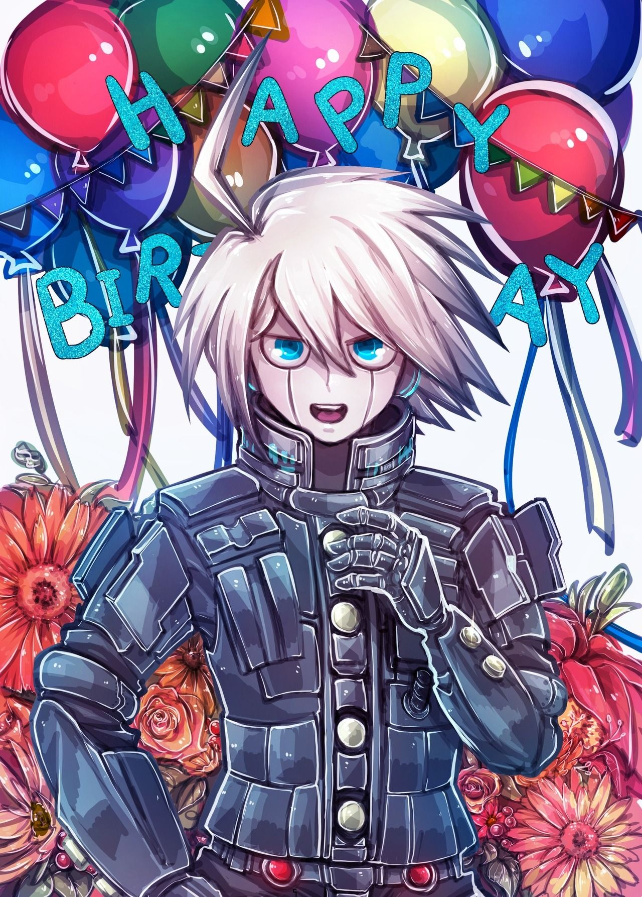 2 more days until Keebo's Birthday second art i used for