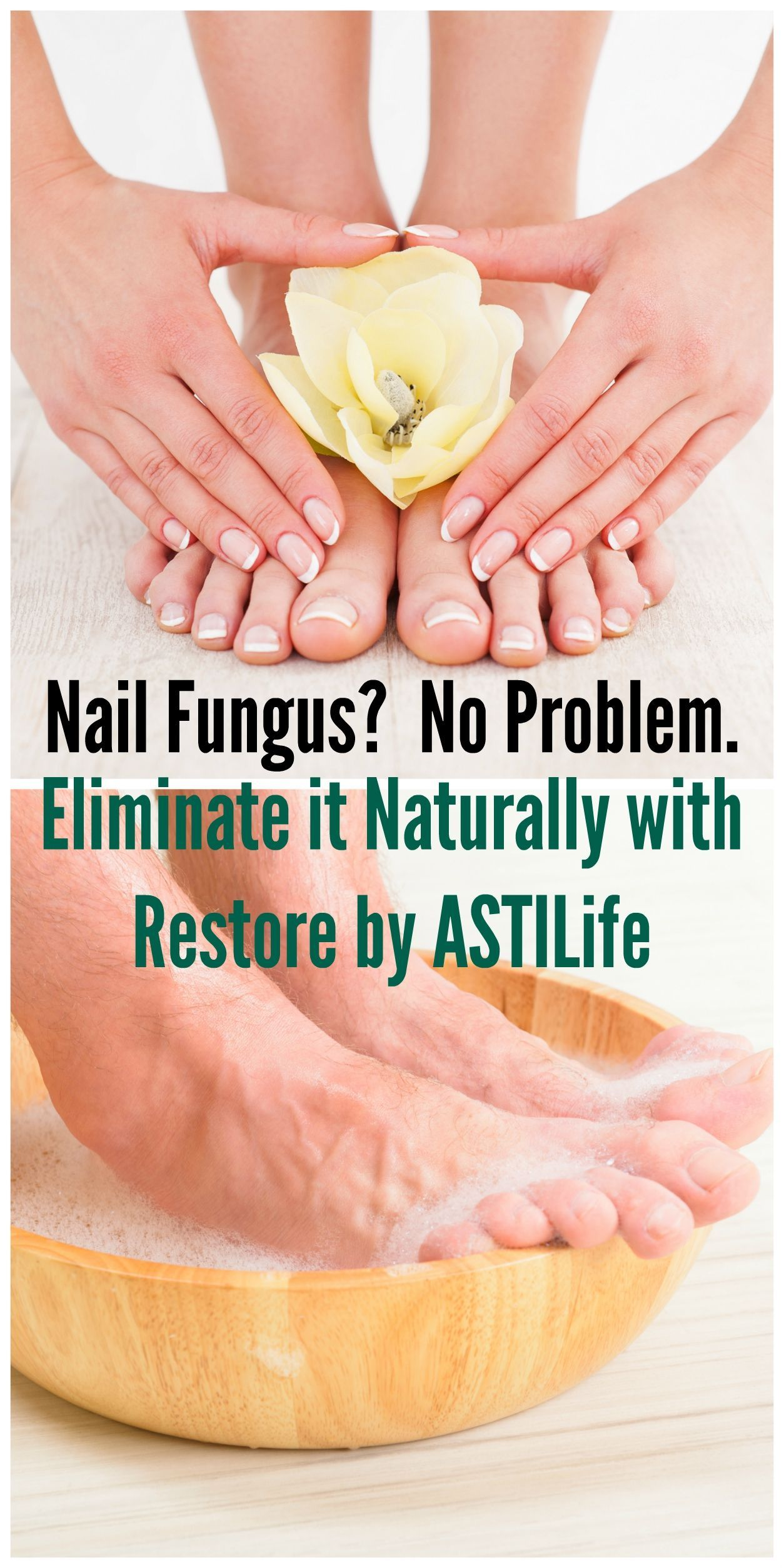 Nail Fungus is no match for all natural and effective Restore. This ...