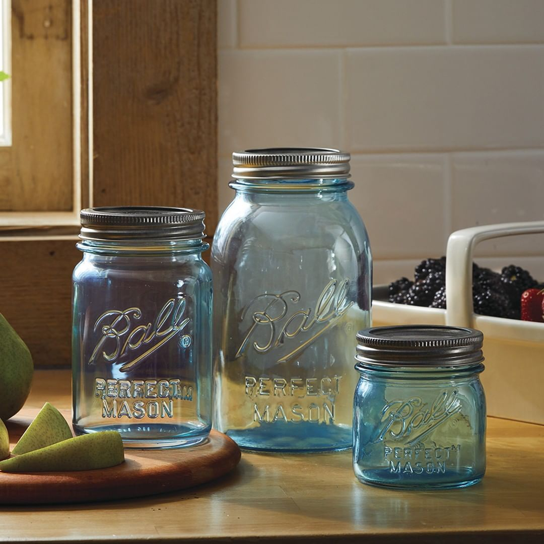 Ball Canning On Instagram Available In Half Pint Pint And