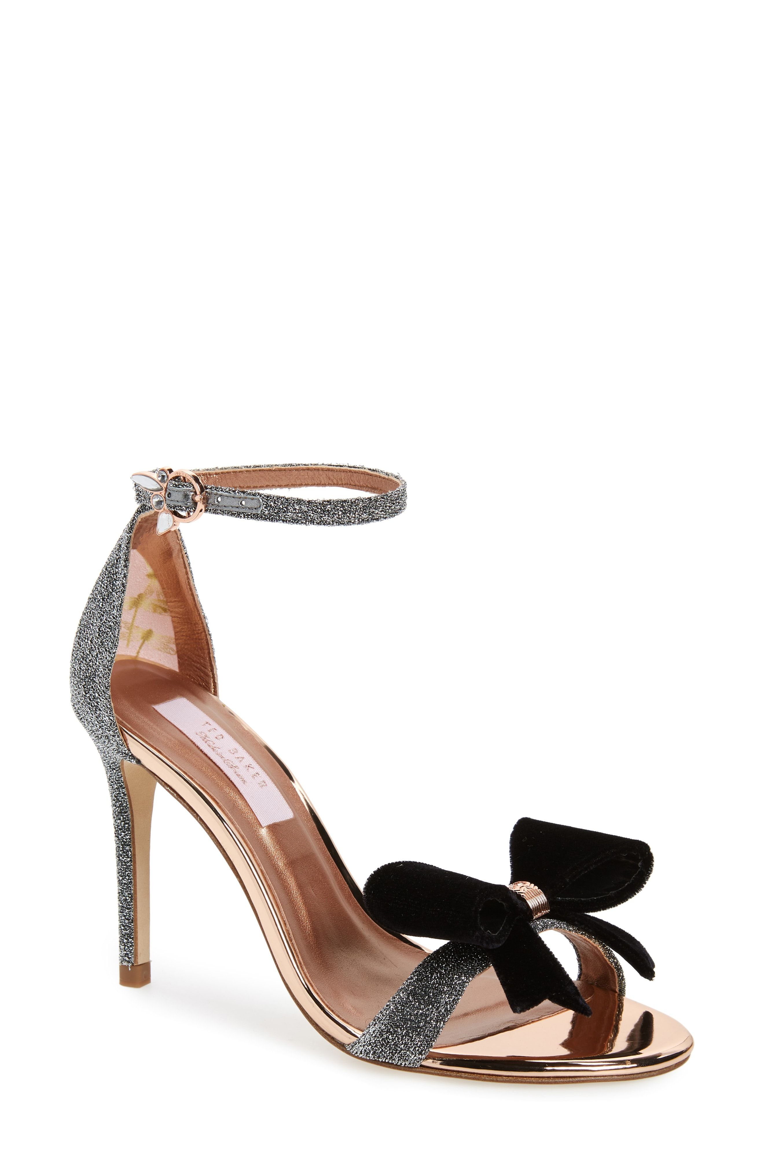c294e0075 Gorgeous Ted Baker London Bowdalo Sandals perfect for the holidays ...