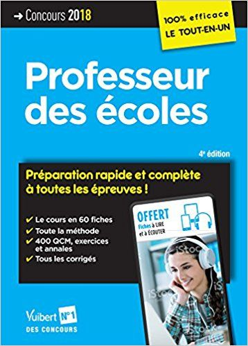 Concours Professeur Des Ecoles Preparation Rapide Et Complete A Toutes Les Epreuves Crpe 20 Concours Professeur Des Ecoles Professeur Des Ecoles Professeur
