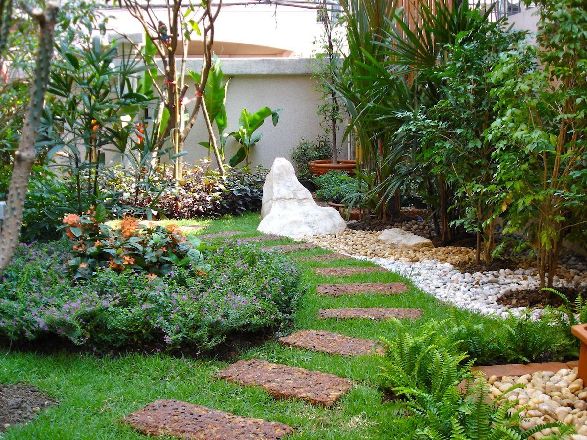 การดูแลรักษาสวน