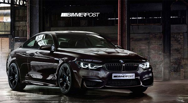 BMW M4 - Looks good...can't wait till they're released...