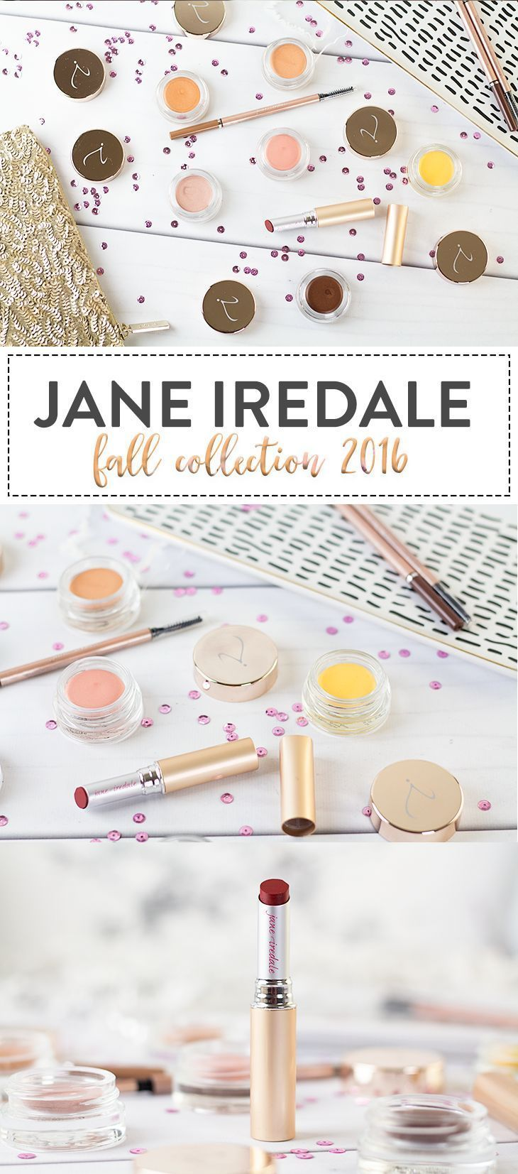 Fall Makeup Look Featuring Jane Iredale Fall makeup