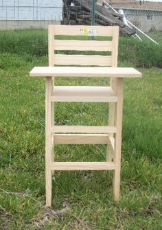 Swell Diy Baby Doll High Chair Diy Baby Nursery Baby Doll Gmtry Best Dining Table And Chair Ideas Images Gmtryco