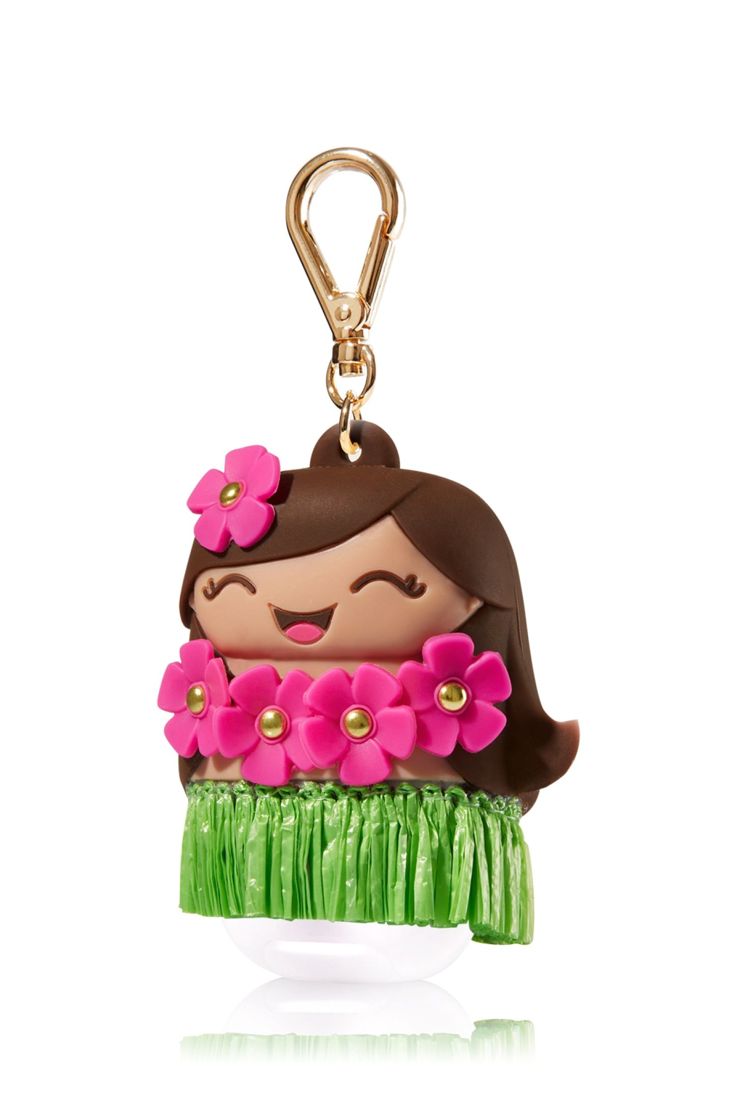 Hula Girl Pocketbac Holder Bath Body Works Bath Body Works